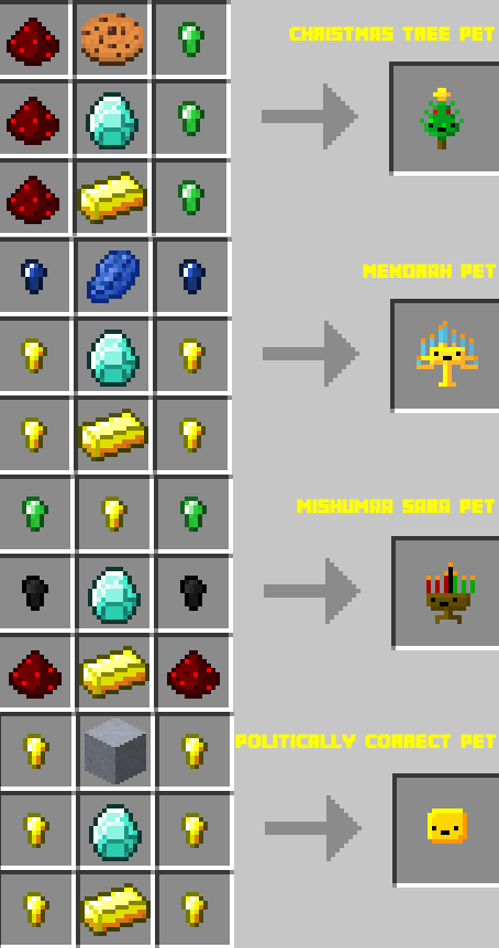 Inventory Pets: Animated creatures that live in your inventory and ...