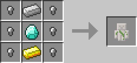 Crafting Recipe For A Cauldron